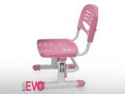 Детский стульчик Evokids Pink/розовый