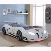 Кровать в виде автомобиля Extra turbo power